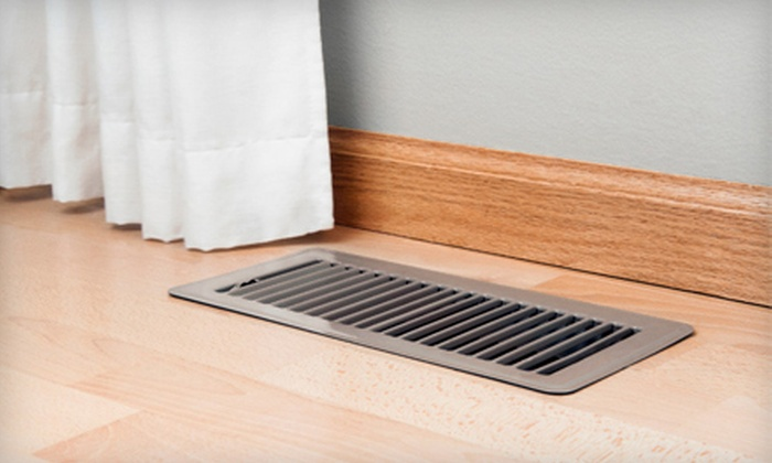 Alberta Furnace Cleaning - Huff Bremner Estate Industrial: $59 for Residential Furnace and Duct Cleaning Package from Alberta Furnace Cleaning (Up to $149 Value)
