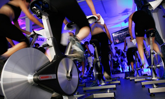 Kinetic Cycling - West Los Angeles: $22 for Four Indoor-Cycling Classes and One Complimentary New-Student Class at Kinetic Cycling ($68 Value)