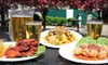 McGillycuddy's - Juneau Town: Summer Patio Sampler with Beer and an Appetizer or a Four-Hour Party-Room Rental at McGillycuddy's (Up to 75% Off)