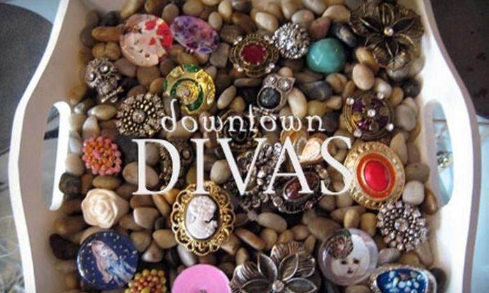 Downtown Divas of Stuart - Stuart: $25 for $50 Worth of Women's Apparel and Accessories at Downtown Divas of Stuart