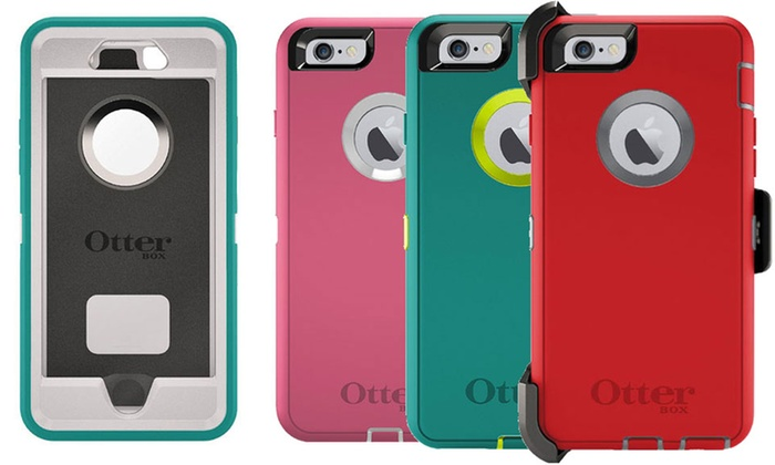 info for 2b2df 2b694 OtterBox Defender Case for iPhone 6 and 6s | Groupon