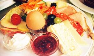 Gran Caffe Vittoria: Frühstück Deluxe inkl. Pancakes und Prosecco für Zwei oder Vier im Gran Caffé Vittoria ab 19,90 €