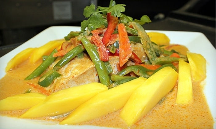 KetMoRee Thai Restaurant & Bar - Davis: $10 for $20 Worth of Thai Fare and Drinks at KetMoRee Thai Restaurant & Bar in Davis