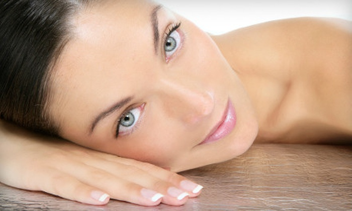 Blush Beauty Spa - New York: Mani-Pedi and Reflexology Package with or without an Express Facial at Blush Beauty Spa (Up to 63% Off)