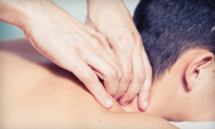 HapTics Professional Massage Center - Capitol View: 60-Minute Therapeutic-Sensation or Combo Massage or 90-Minute Myoskeletal-Alignment at HapTics Professional Massage Center in Edmond (Half Off)