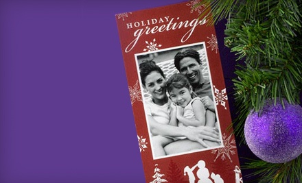 $50 Groupon for Holiday Cards and Invitations  - Celebrations in Ink in Mattydale