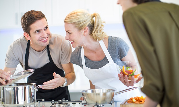 Casual Gourmet (Culinary Institue of Virginia) - Norfolk: $18 for Cooking Class at Casual Gourmet at Culinary Institute of Virginia (Up to $40 Value)