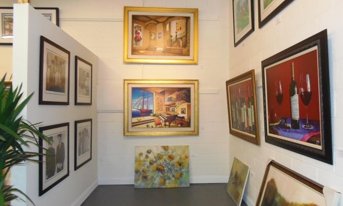 Cambridge Art & Framing, Inc - Farmingdale: $23 for $50 Worth of Gallery Visits — Cambridge Art & Framing