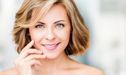 Haircut and Style with Deep-Conditioning Treatment or Partial Highlights at Uska's Salon & Spa (Up to 51% Off)