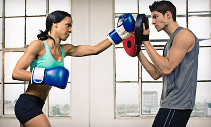 Next Level Sports & Fitness - West Side Baptist Church: $69 for Six Weeks of Boxing Fitness Classes at Next Level Sports & Fitness ($200 Value)