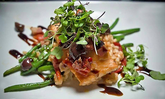 Vitor's - Cheviot: $25 for $40 Worth of Modern American Farm-to-Table Cuisine at Vitor's