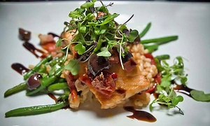 Vitor's: $25 for $40 Worth of Modern American Farm-to-Table Cuisine at Vitor's