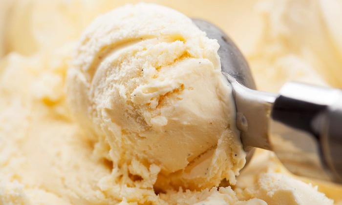 The Sundae Shop - Deltona Lakes: $8 for Five Regular-Size Ice-Cream Cones at The Sundae Shop