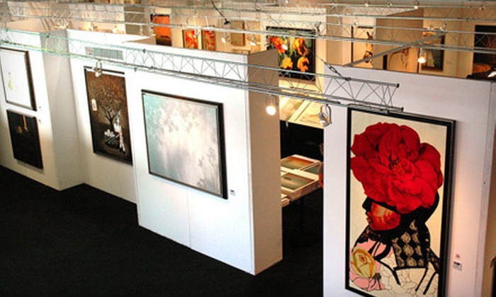 Artexpo New York - Pier 94 New York City: Artexpo New York for Two or Four on March 22, 23, or 24 (Up to 64% Off)
