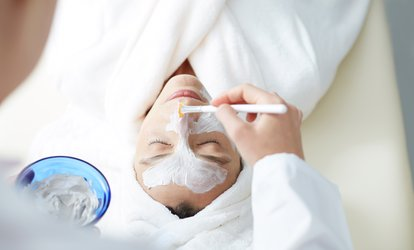 One or Three Custom Facials at Escape Mini Spa at Anew Wellness (Up to 62% Off)