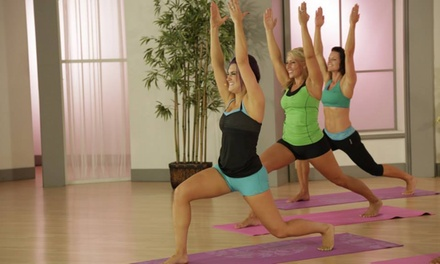 Five Fitness and Conditioning Classes at PIYO Live Classes (46% Off)