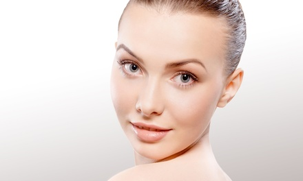 $53 for One Facial at Santhi's Eyebrow Threading & Ayurvedic Spa ($95 Value)