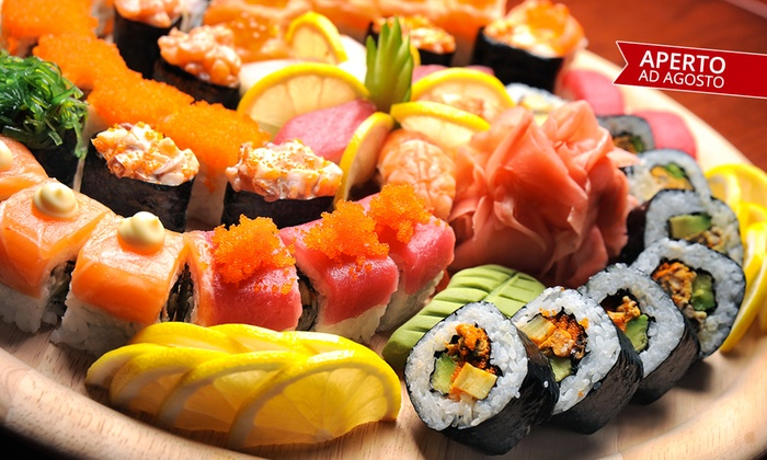 Sushi all you can eat in centro