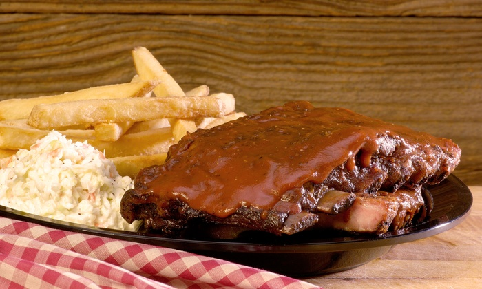 District BBQ - Manassas: Hand-Pulled Barbecue or Catering at District BBQ (Up to 41% Off)