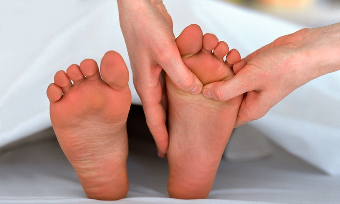 Harmony Day Spa - Alhambra: $29 for a Harmony Signature Foot Massage and Peppermint Foot Scrub at Harmony Day Spa of Monterey Park ($59 Value)