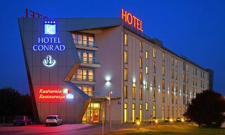 Kraków: 1-3 noce dla 2 lub 4 osób ze śniadaniami w Hotelu Conrad 4*