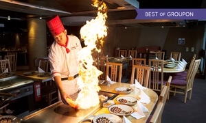 Benihana: Teppanyaki Dining Experience for Two at Benihana, Piccadilly or Chelsea Location (50% Off)
