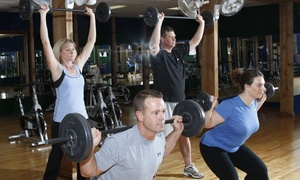 Achieve Fitness Studio: Four Weeks of Membership and Unlimited Fitness Classes at Achieve Fitness Studio (40% Off)