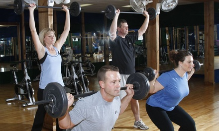 Four Weeks of Membership and Unlimited Fitness Classes at Achieve Fitness Studio (40% Off)