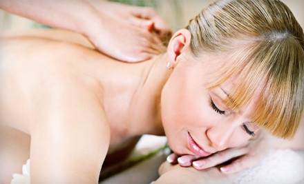 60-Minute Full-Body Organic Massage with a Foot Pampering or Hot-Stone Treatment (an $85 value) - Vongie at La Stella Day Spa in Stockton