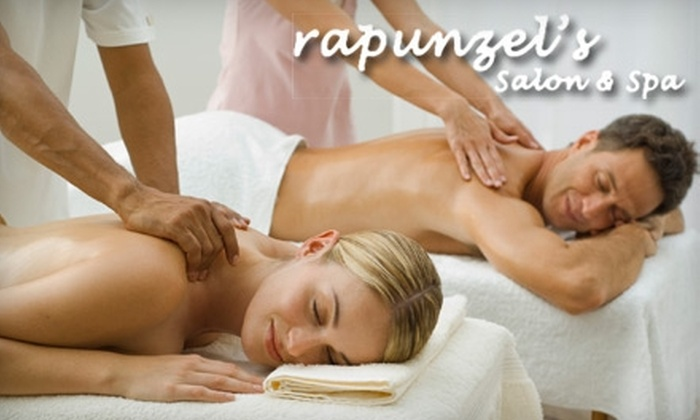 Rapunzel's Salon & Day Spa - Lansdale: $89 for a One-Hour Signature Couple's Massage at Rapunzel's Salon & Day Spa