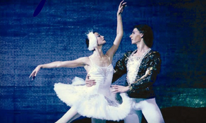 """The State Ballet Theatre of Russia Presents """"Swan Lake"""" - Genesee Theatre: $26 for One Ticket to """"Swan Lake"""" at the Genesee Theatre in Waukegan on January 21 at 7:30 p.m. (Up to $51.90 Value)"""