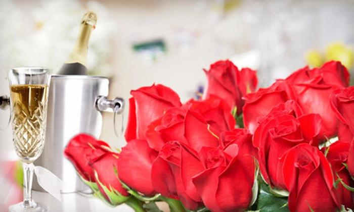 Lana's Beauty Zone - North Los Altos: $55 for a Champagne & Roses Facial at Lana's Beauty Zone in Los Altos ($125 Value)