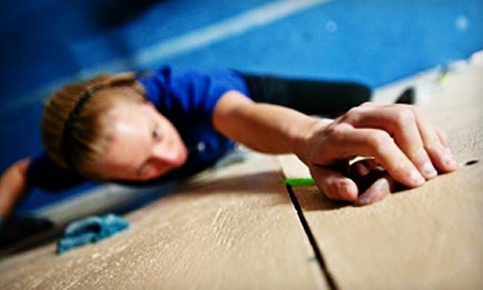 Climbnasium - Silver Spring: $17 for Introductory Indoor Rock-Climbing Class at Climbnasium ($35 Value)
