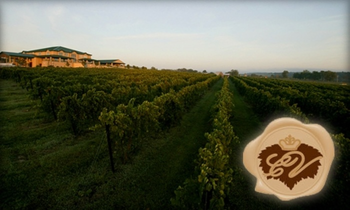 Crown Valley Winery - Saline: $79 for a One-Night Getaway Package at Crown Valley Winery (Up to $152 Value)