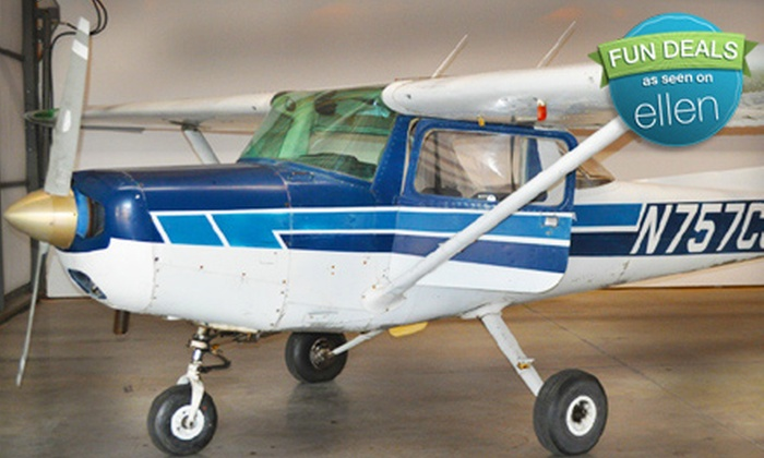 Big Air Aviation - Green Creek: $49 for an Introductory Flying Lesson at Big Air Aviation in Rutherfordton ($100 Value)
