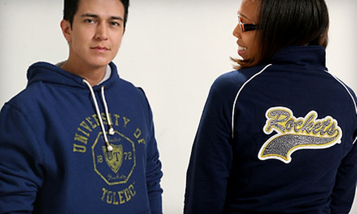 UToledo Gear: $25 for $50 Worth of Apparel and Accessories from UToledo Gear