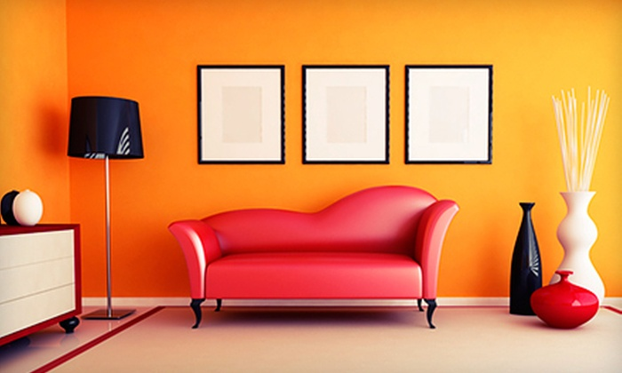 Benchmark General Contracting, Inc. - Hampton Roads: Professional Painting of One or Two Rooms from Benchmark General Contracting, Inc. (Up to 64% Off)