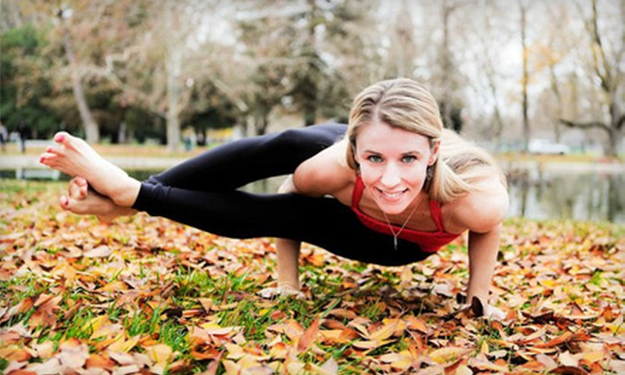 Padme Yoga Center - East Sacramento: $49 for One Month of Unlimited Classes at Padme Yoga Center (Up to $130 Value)