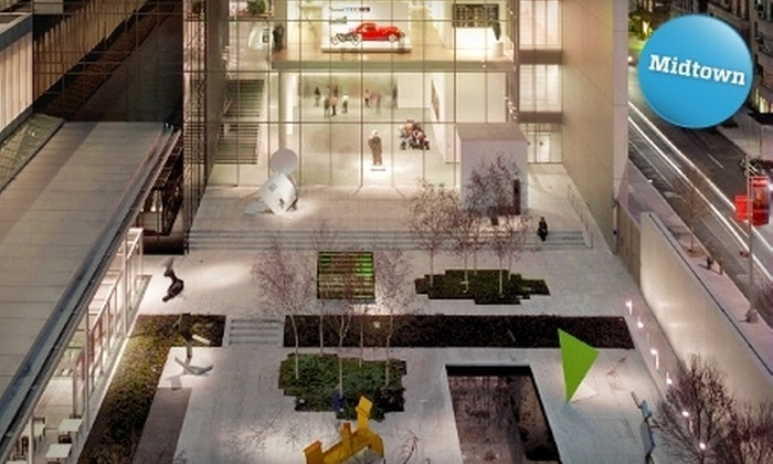 The Museum of Modern Art - Midtown Center: $20 for Two Tickets to MoMA Nights (Up to $40 Value) or $25 for Two General Admission Tickets (Up to $40 Value) at The Museum of Modern Art