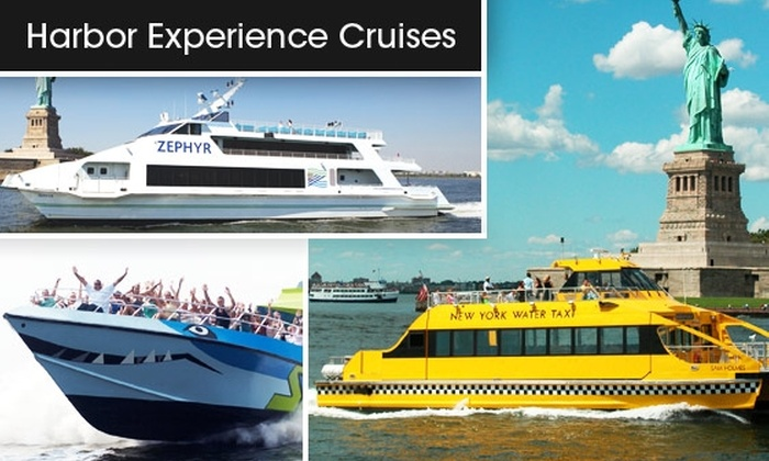 Harbor Experience Companies - Financial District: Choose Among Three Unique Ways to See Manhattan by Boat