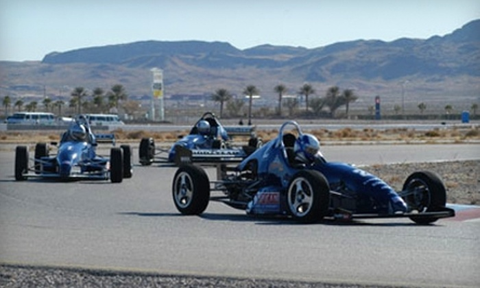 Formula Drivetech - Chuckwalla: Racing Experiences at Formula Drivetech in Desert Center. Two Options Available