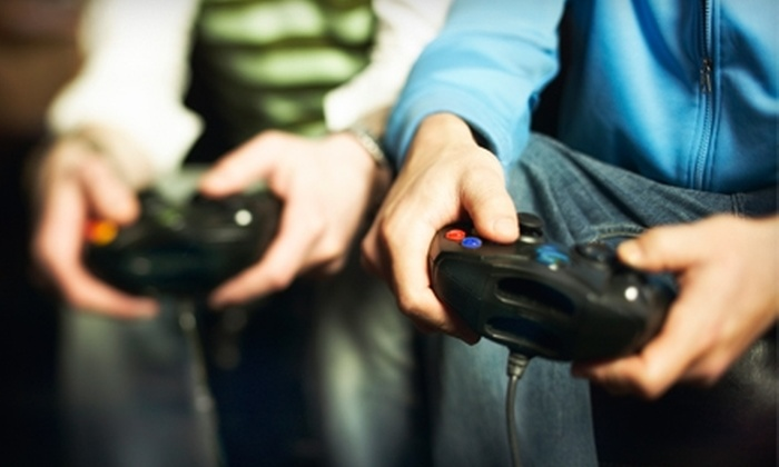 Imursive Console Gaming - Amarillo: $5 for Three Hours of Weekday Gaming ($10 Value) or $6 for Three Hours of Saturday Gaming ($12 Value) at Imursive Console Gaming