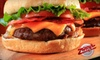 Zippy's - Hoffman Estates: $5 for $10 Worth of Beef Sandwiches, Burgers, and More at Zippy's