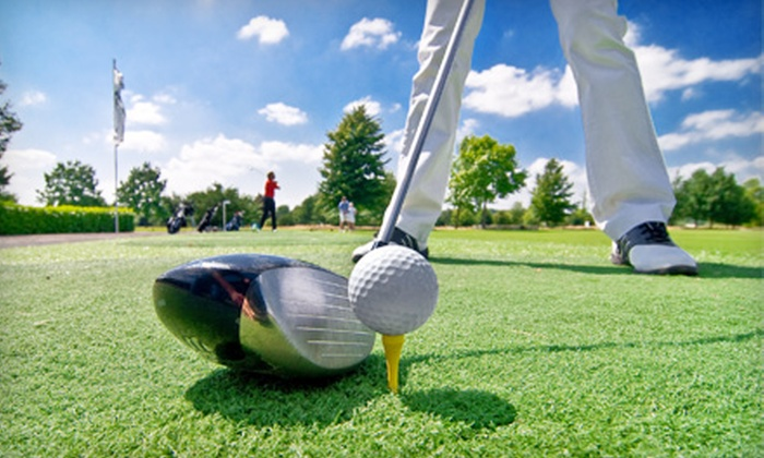 Fort Steilacoom Golf Course - Seattle: $13 for Golf Outing for Two People at Fort Steilacoom Golf Course in Lakewood (Up to $26 Value)