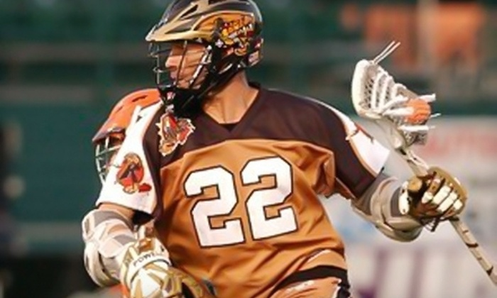 Rochester Rattlers - Brown Square: Ticket Packages for Rochester Rattlers Professional Lacrosse Games. Two Options Available.