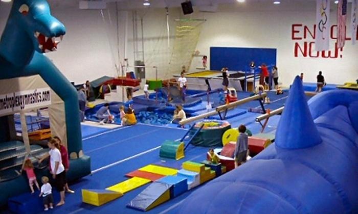 Metroplex Gymnastics & Swim - Dallas: $25 for $60 Worth of Recreational Classes or Services at Metroplex Gymnastics & Swim in Allen
