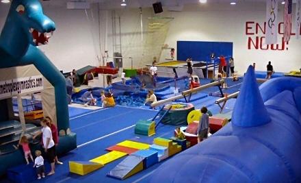 $60 Groupon to Metroplex Gymnastics & Swim - Metroplex Gymnastics & Swim in Allen