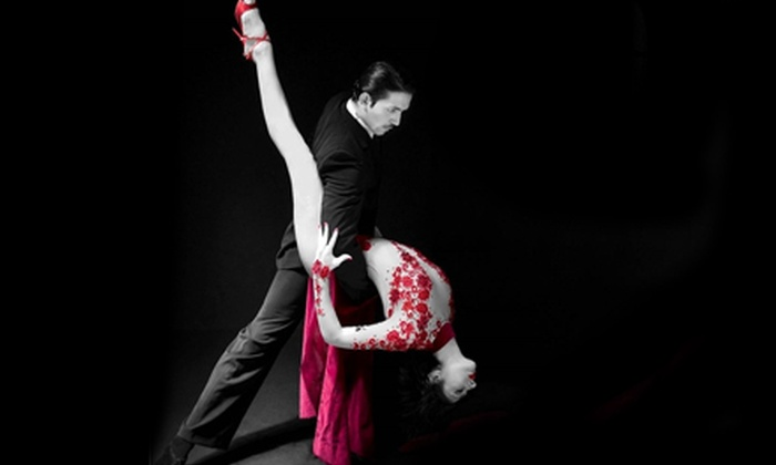 Tango Lovers - The Lincoln Theatre: Tango Lovers at The Lincoln Theatre on Saturday, November 16, at 6 p.m. (Up to 36% Off)
