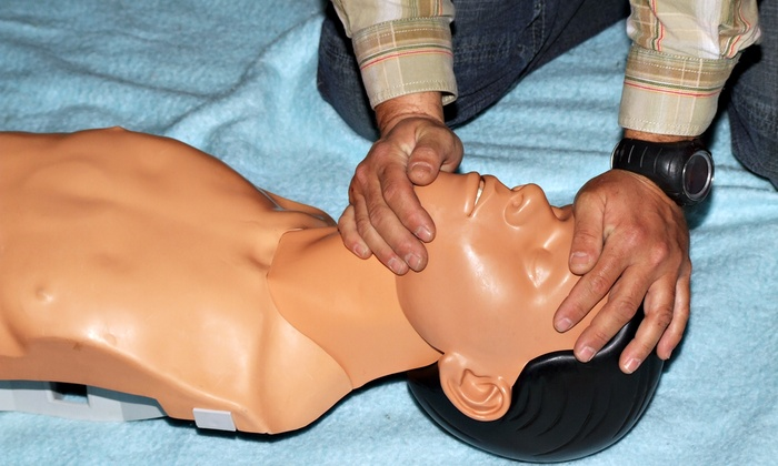 No Limit Cpr & First Aid Training - Salem Neck: $36 for $65 Groupon — No Limit CPR & First Aid Training