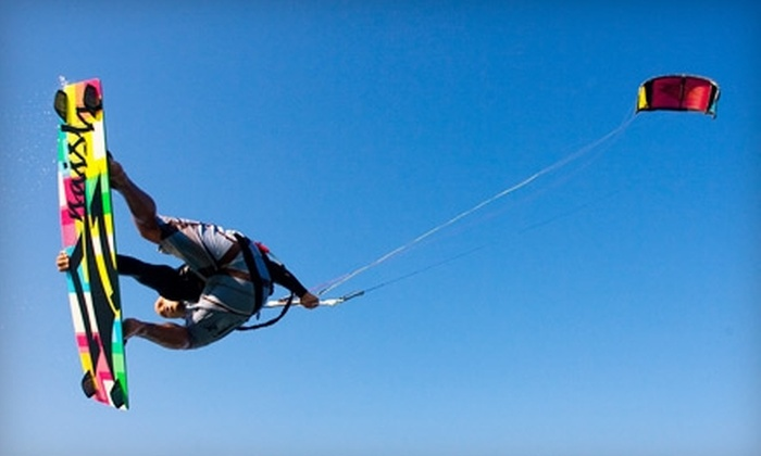 Vancouver Kiteboarding School - Squamish: $125 for a One-Day Kiteboarding Course at Vancouver Kiteboarding School in Squamish ($250 Value)